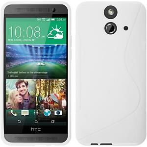 Silicone-Case-for-HTC-One-E8-S-Style-white-protective-foils