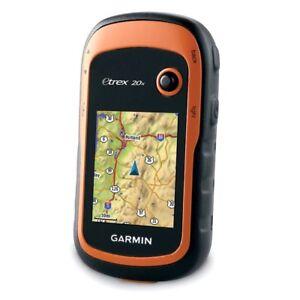 Навигатор туристический Garmin Etrex 20X GPS - Глонасс водонепроницае