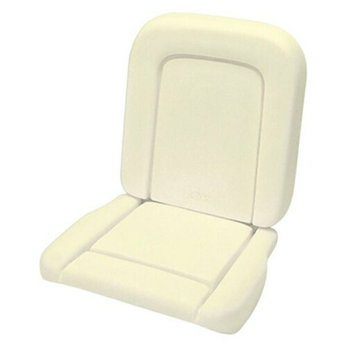 Pair For Ford Mustang 1967 OER Standard Bucket Seat Foams