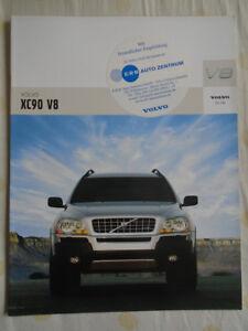 xc90 2005 brochure
