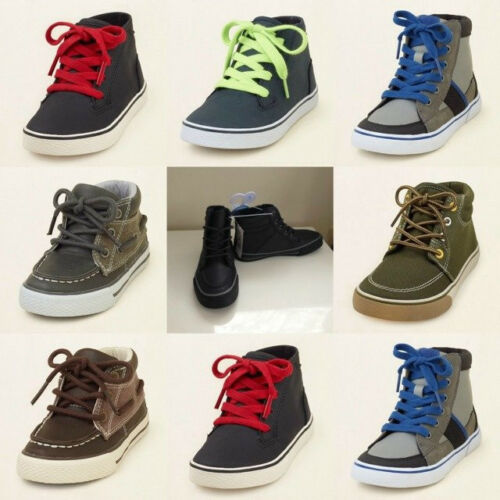 The children/'s place boy/'s mid-top sneaker