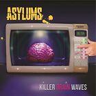 Killer Brain Waves (LP/Pink Vinyl) von Asylums (2016)