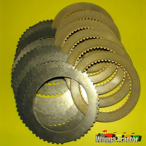 Details about PDK2370 PTO Shaft Clutch Disc Kit Chamberlain C670, C6100  Tractor & 306, 354