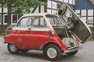 Image Is Loading Bmw Isetta Bubble Car Jumbo Fridge Magnet Od