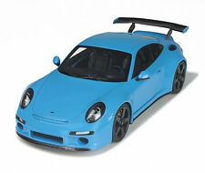 2015 PORSCHE 911 (991) RUF RTR BLUE LTD 991PC 1/18 MODEL CAR BY GT SPIRIT GT113