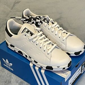 Adidas Golf Stan Smith Spikeless Cow Print Ryder Cup US 11 GZ6481 LIMITED ED!