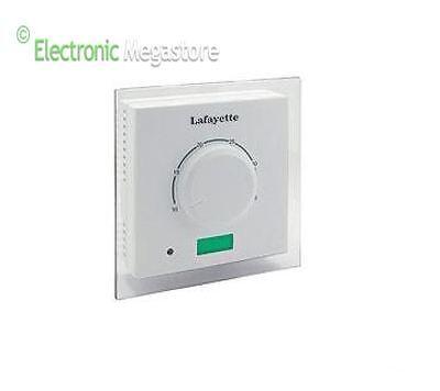 lafayette tm 1 termostato manuale non programmabile per