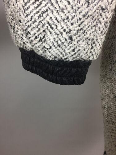 motivo da spina di a nero Cappotto Spencers donna bianco 10 di con Marks Uk pesce qA5BzxUnw