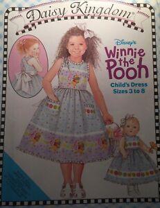 7313 Vintage Simplicity SEWING Pattern Girls Jumper 3-8 UNCUT OOP FF