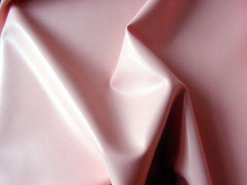 Latex Caoutchouc 0.65 mm épais Bébé Rose 92 Cm Large