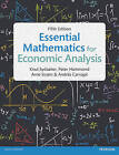 Essential Mathematics for Economic Analysis by Peter Hammond, Knut Sydsaeter, Andres Carvajal, Arne Strom (Paperback, 2016)