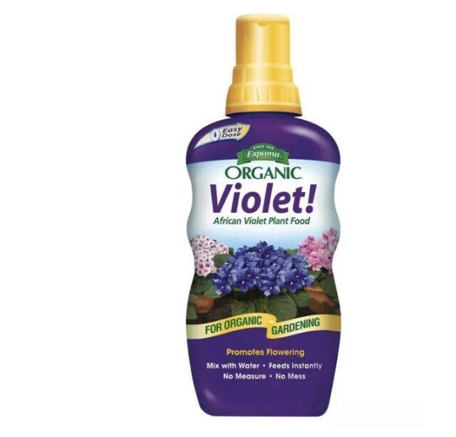 Espoma Organic VIPF8 Violet Plant Food
