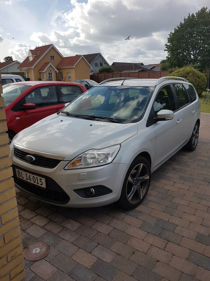 Ford Focus, 1,6 TDCi 109 Trend Collection stc., Diesel