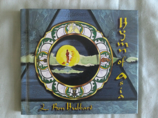 L. Ron Hubbard - Hymn Of Asia (Rare Scientology related music CD. New!)