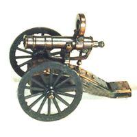Civil War Gatling Gun Pencil Sharpener In The Box Item 7118 3 Inchs Long