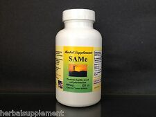 SAM-e 400mg ~ 120 enteric coated tablets, depression, pain, spine. Made in USA.