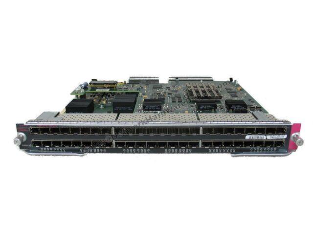Cisco WS-X6824-SFP-2T 24-port petit form-factor Gigabit Module avec DFC4-Garantie 1 an
