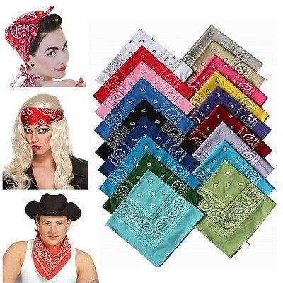 Zielsetzung Neu ♠ Vintage Retro Kopftuch Halstuch Haarband Bandana Pin Up Alle Farben Nicki♠ Top Wassermelonen