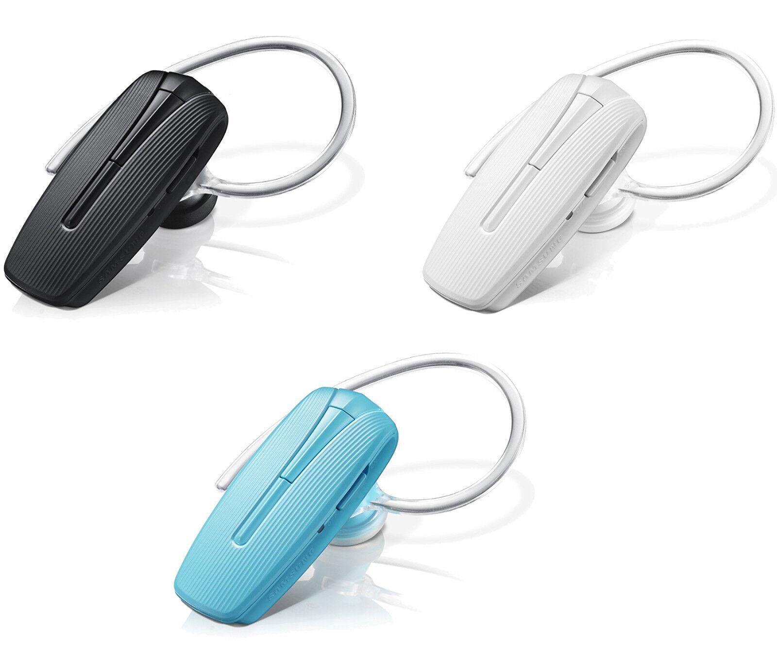 Samsung Wep303 Bluetooth Headset Black For Sale Online Ebay