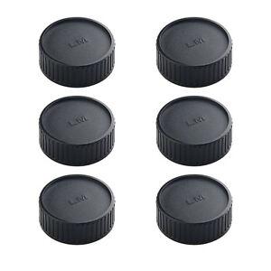 6-Rear-Lens-Cap-fuer-Leica-M-Mount-DSLR-Ersatz