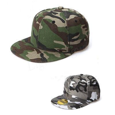 Hot Fashion Unisex Plain Snapback Hats Hip-Hop Adjustable BBoy Baseball Cap New