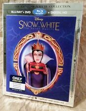 SNOW WHITE AND THE SEVEN DWARFS Blu-ray & DVD Lenticular Limited Best Buy SEALED