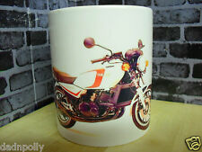 YAMAHA RD350LC - CERAMIC MUG - IDEAL GIFT - PERSONALISED IF REQUIRED