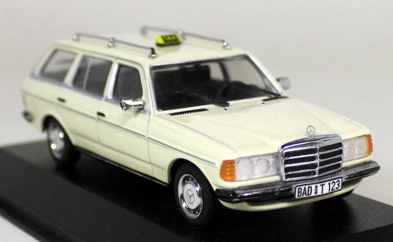 Minichamps maßstab 1  43 430 032296 mercedes - benz w123 kombi taxi ein diecast modell - auto