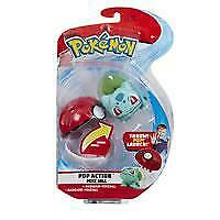 Pop Action Pokeball Bulbasaur
