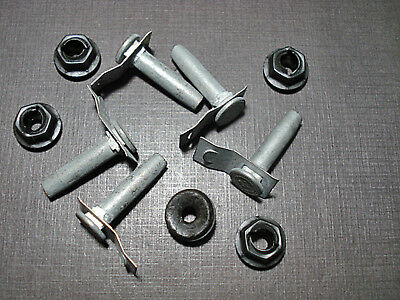 5 pcs 1969 Camaro Firebird 1967 GTO tail light studs /& sealer nuts NORS 7793789