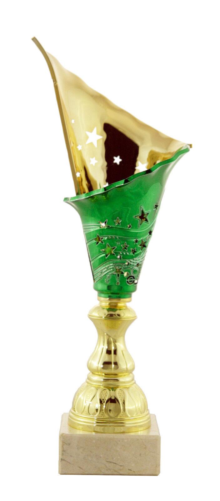 Top Pokal   3er Pokalserie San Farben, José, 6 Farben, San  31,5 - 34,5 cm inkl. Gravur 9be3f4