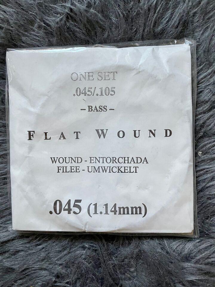 Andet, andet mærke Bass strenge