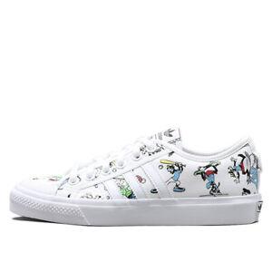 Adidas Nizza x Disney Sport Goofy White