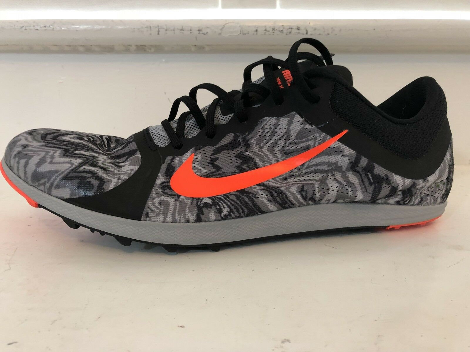 Nike Zoom Victory XC 3 Shoes Spikeless Men's Women's Gray MSRP 110 NEWS