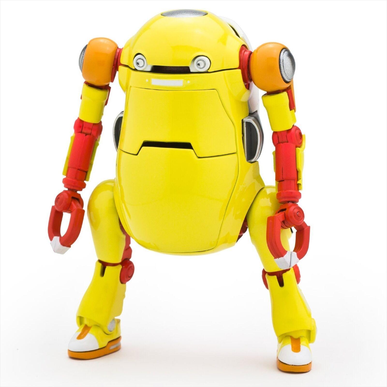 Sentinel Mechatro WeGo Vivid Yellow 1 35 Scale Action Figure