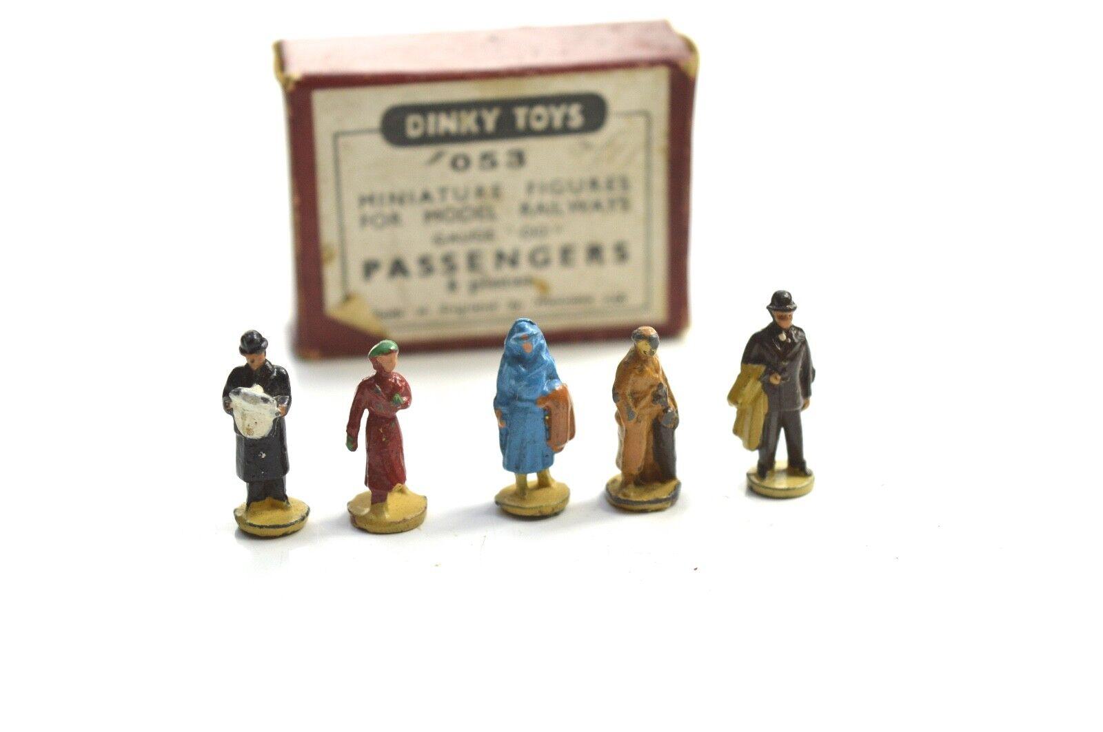 Dinky 053 pasajeros OO Calibre