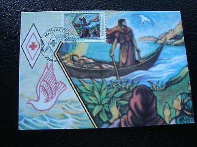 Monaco Tag 7/11/1991 cy67 Karte 1
