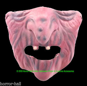 Evil-Wicked-WITCH-HALF-MASK-Gargoyle-Monster-Halloween-Cosplay-Costume-Accessory