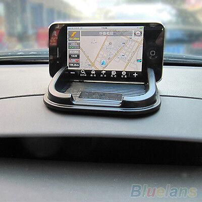 COOL PRO MAT ANTI STICKY PAD SLIP GADGET CAR DASHBOARD MOBILE PHONE GPS HOLDER