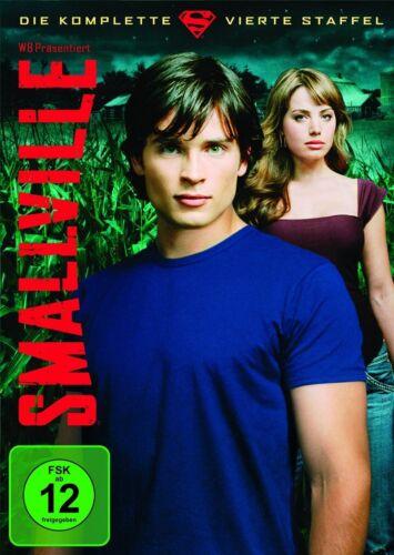 1 von 1 - 6 DVD Box Smallville - Season/Staffel 4 (Superman) NEU
