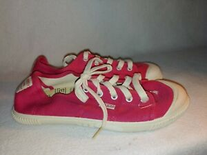Women Keen Maderas Barberry Pink Lace Up Athletic Sneaker Shoe Size 8 38.5