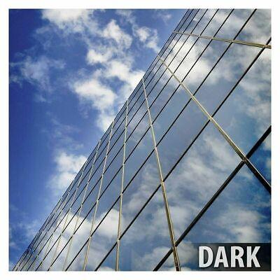 BDF S05 Window Film One Way Mirror Silver 5 Very Dark