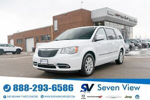 2014 Chrysler Town & Country Touring DUAL DVD/NAVI/SUNROOF/REAR CAMERA