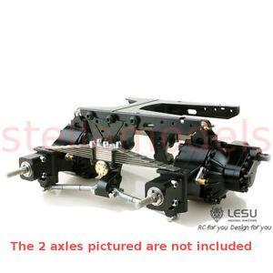 Leaf Spring Suspension for Rear Axles (X-8013A) [LESU ...