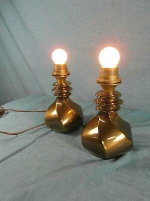 Lampenfuß BRONZE H.33cm Lampe /& Leuchten Vintage Beleuchtung Jugendstil Lampe