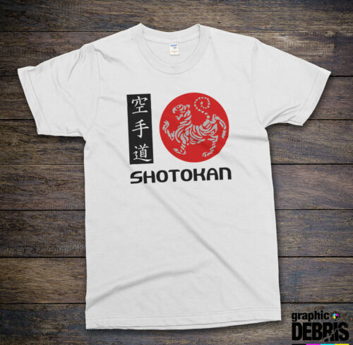 MMA JAPANESE SHOTOKAN KARATE T SHIRT Martial Arts