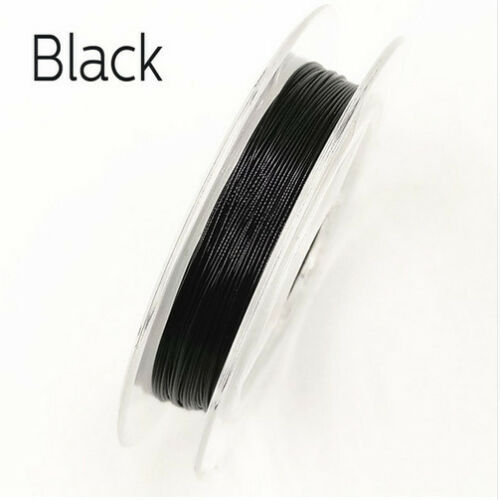 0.3mm 10m Soft Useful Sturdy Alloy Copper Wire Beading Wire Jewelry Making Cord