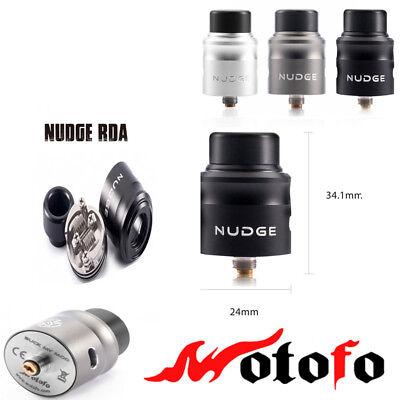 ATOMIZZATORE RIGENERABILE NUDGE RDA 24mm WOTOFO