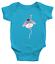 Infant-Baby-Boy-Girl-Rib-Bodysuit-Clothes-shower-Gift-Cute-Eeyore-Balloon-Love thumbnail 3