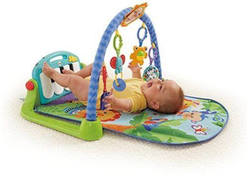 Gimnasio De Juegos Para Bebé Piano Infantil De Pies Juguetes Fisher Price